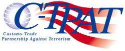 Certificados Customs-Trade Partnership Against Terrorism